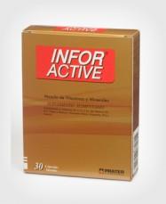 Infor Active x 30 Cápsulas Blandas
