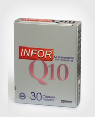 Infor Q10 x 30 Cápsulas Blandas