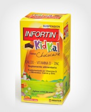 Infortin Kidkal Suspensión x 170 ml