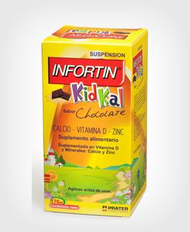 Infortin Kidkal Suspensión x 170 ml