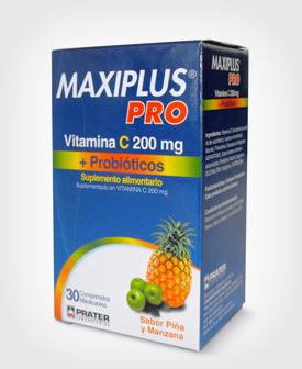 Maxiplus PRO  x 30 Comprimidos Masticables