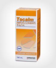 Tocalm (Ambroxol) Jarabe  Adulto x 100 ml