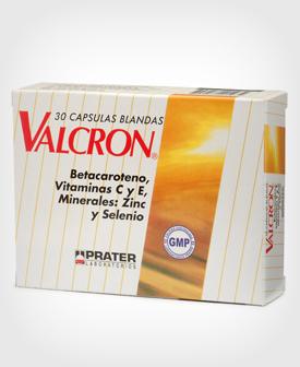 Valcron x 30 Cápsulas Blandas