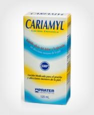 Cariamyl Loción x 120 ml