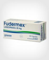 Fudermex (Lansoprazol)  30 mgx 32 Cápsulas