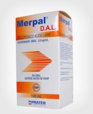 Merpal DAL (Diclofenaco)120 ml