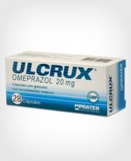 Ulcrux (Omeprazol) 20 mg x 28 Cápsulas