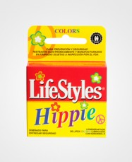 Lifestyles Hippie x3