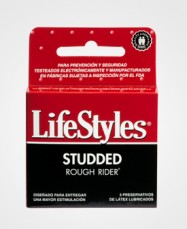 Lifestyles Studded x3