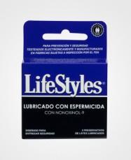 Lifestyles standard x3